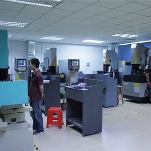 A corner of workshop